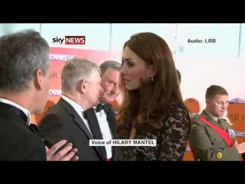 Hilary Mantel: Kate Middleton Is