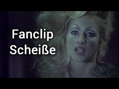 Lady Gaga - Scheiße Music Video (Fan Clip Scheibe)