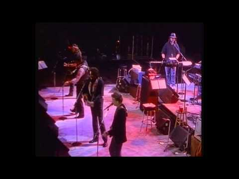 Kris Kristofferson - Help me make it through the night (The Highwaymen live at Nassau Coliseum 1990)
