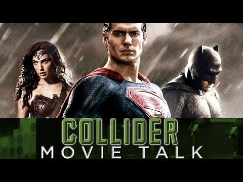 Collider Movie Talk - Batman V Superman Gets Standing Ovation, Fantastic Four Box Office Flop