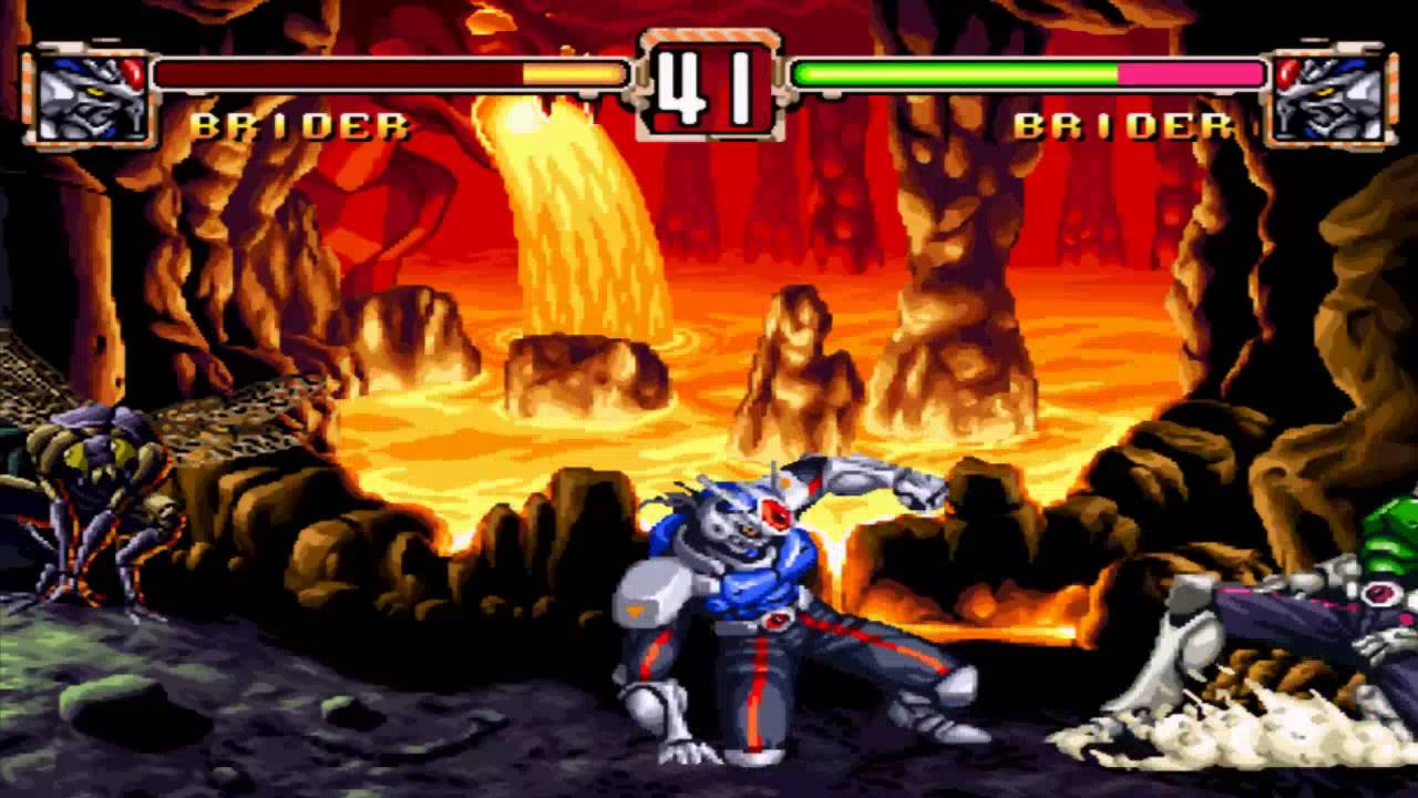 Voltage Fighter Gowcaizer Neo Geo Neo-geo Classics 1 Voltage