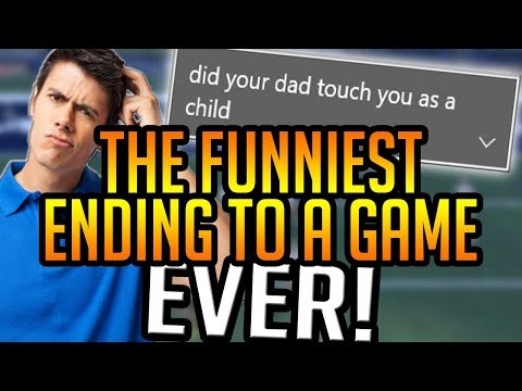 Madden 18 Ultimate Team :: The Funniest Ending To A Game EVER! :: Madden 18 Ultimate Team