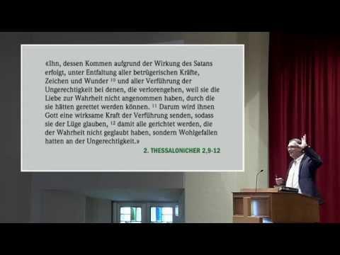 Norbert Lieth: «Lieder der Bibel - Das Lied der 144000» (Offenbarung 14)
