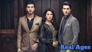 Mohabbat Tumse Nafrat Hai Cast Real Ages - Episode 2