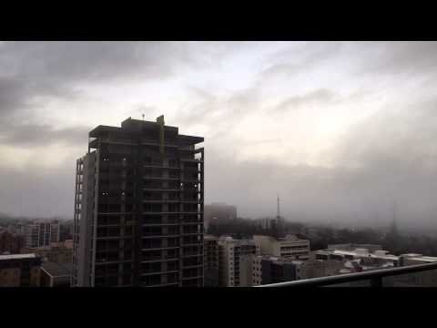 Perth Fog