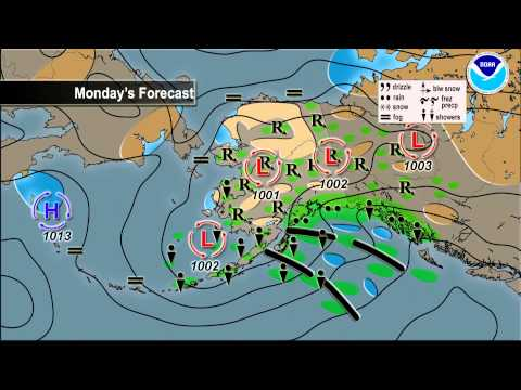 July 12, 2015 Alaska Weather Daily Briefing