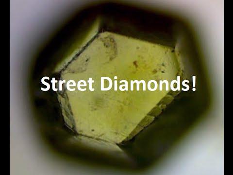 Mining Diamonds From the Street