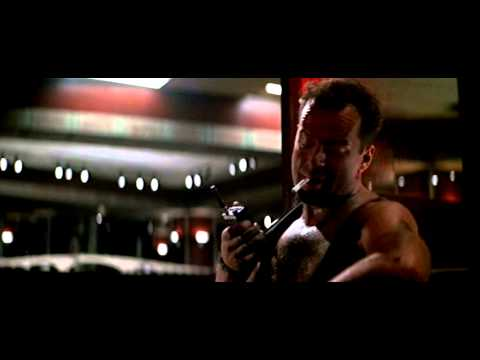 Die Hard is listed (or ranked) 14 on the list The Best Bank Robbery Movies