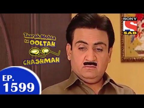 Taarak Mehta Ka Ooltah Chashmah - तारक मेहता - Episode 1599 - 3rd February 2015 video