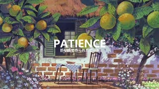 "CHILL ANIME TYPE BEAT - ""PATIENCE"""