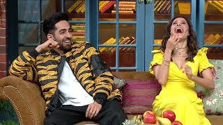 The Kapil Sharma Show - Movie Dream Girl Episode Uncensored  Ayushmann Khurrana, Nushrat Bharucha