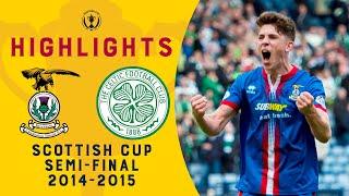 Inverness CT 3-2 Celtic (AET) | William Hill Scottish Cup 2014-15 Semi-Final