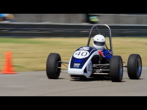 KBB visits the Formula SAE Competition - Kelley Blue Book