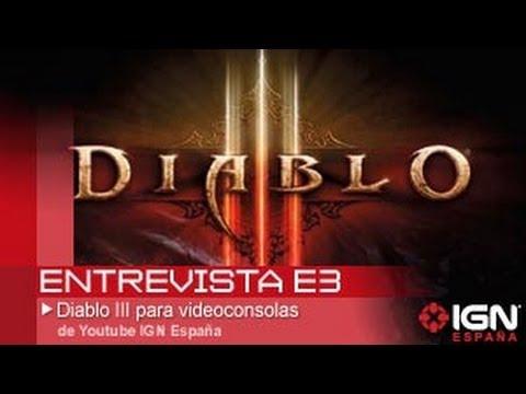 E3 2013: Diablo 3 (PS3, Xbox 360)
