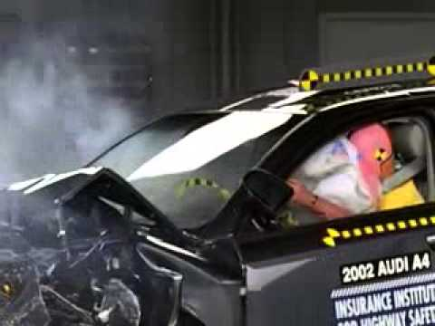 239. 2002-2008 Audi A4 crash test - Consumer Reports Video Hub