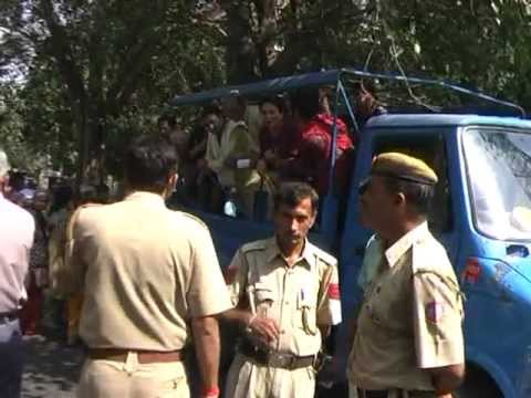 Soni Sori case: Protest