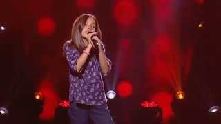Carolina Macieira - Todas as ruas do amor - The Voice Kids