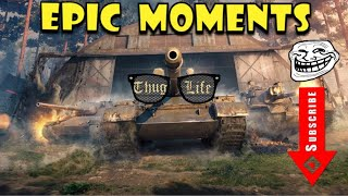 Epic Moments - World of Tanks Console