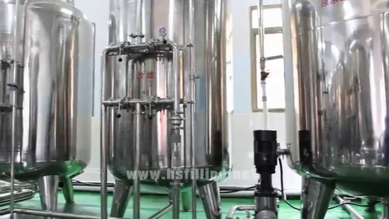 Water Filtration System Water Purification Machine Water