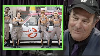 Dan Aykroyd on the Ghostbusters Reboot and New Ghostbusters Movie | Joe Rogan