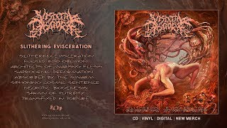 VISCERAL DISGORGE - Slithering Evisceration (Official Album Stream)