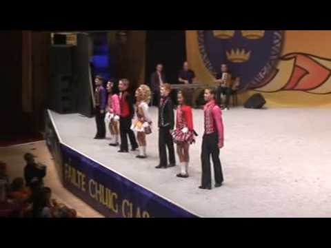 Oireachtas Rince Na Cruinne 2010 Glasgow, Scotland! Dancers: Boys 10-11: John Whitehurst, Carey Academy (Not Present) Girls 10-11: Julia O&#039;Rourke, Petri (Not...