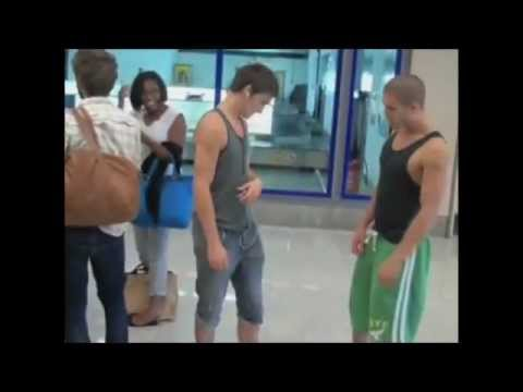 The Wanted Funny moments part 3 UKTWSupport.wmv