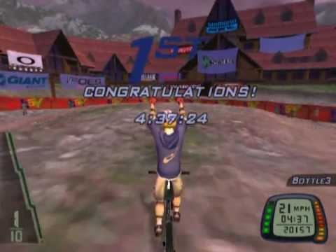 Thought downhill domination ps2 review SHAYNA HOT