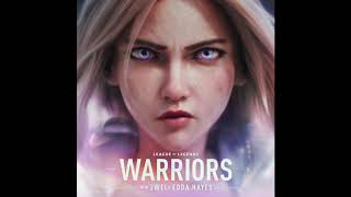 2WEI feat. Edda Hayes - Warriors (Official Imagine Dragons cover from League of Legends trailer)