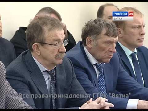 Вести. Агро. Совещание в Среднеивкино (22.04.2017)(ГТРК Вятка)