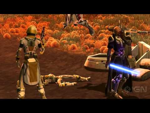 Star Wars: The Old Republic - Sith Warrior Progression Trailer