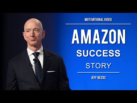 Exclusive Interview of Jeff Bezos - Founder & CEO of Amazon.com
