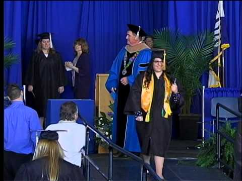 The 47th Annual Commencement Ceremony at Lakeland Community College