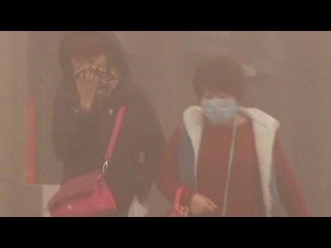 China's Dangerous Smog Problem Turning Off Tourists