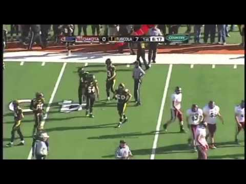2011 IHSA Boys Football Class 1A Championship Game: Dakota vs. Tuscola