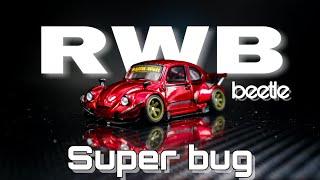 RWB Volkswagen Super bug maisto