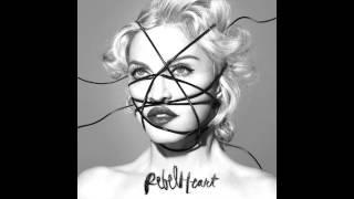 Madonna Video - Madonna - Ghosttown (Audio version)