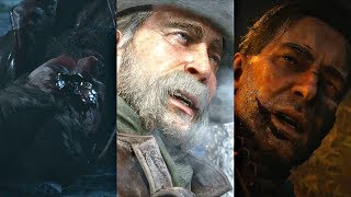 Red Dead Redemption 2 - ALL 4 ENDINGS (True/Good/Bad/Secret)