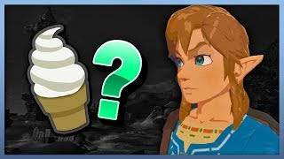 Breath of the Wild's Rarest Item? (Ice Cream Glitch) - Hyrule Highlights