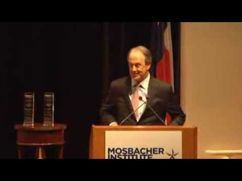 Bush School Talks: Erskine B. Bowles & Alan K. Simpson
