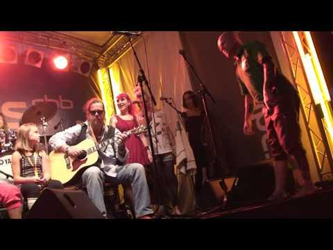 Knorkator - Live bei Radio Eins, Berlin Gleisdreieck-Park 23.08.2012 (komplette show)