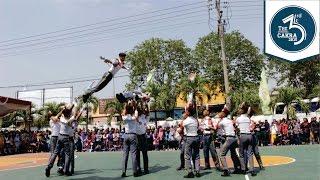 Download Lagu PASKIBRA SMK KAL 2 SBY (PASKAL-2) @ CAKRA 2K15 Gratis STAFABAND