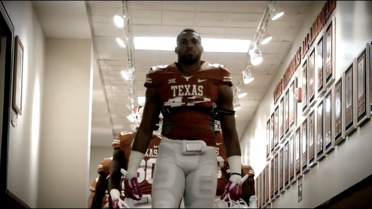 Texas Longhorn Football Preview 2015 HD