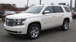 2015 Chevrolet Tahoe/Suburban LTZ 4X4 Start Up, Exhaust, and In Depth Review