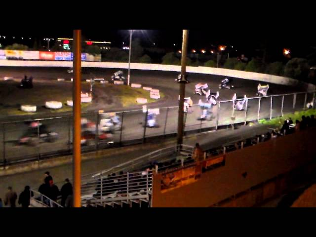 King of the West - Petaluma Speedway
