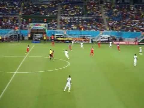 USA vs Ghana Dempsey Goal