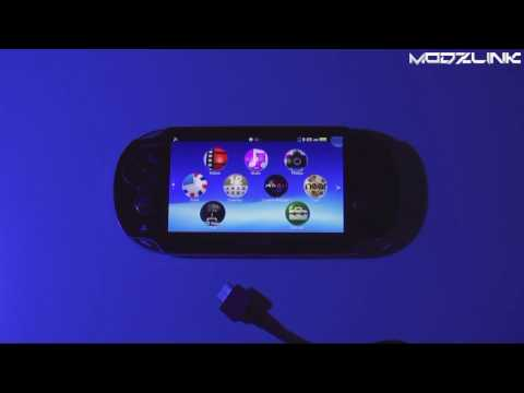 PSvita: QCMA Setup for USB and Wifi File Transfers
