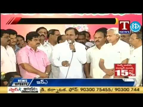 ACB - KCR promised to drop ACB cases of Telangana Employees