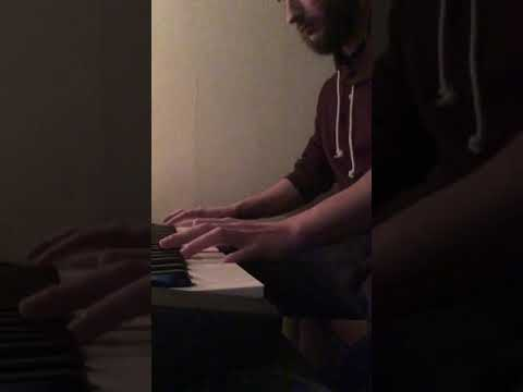 Linkin Park crawling piano cover