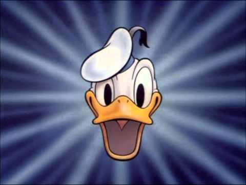 Disney - Donald Duck Theme